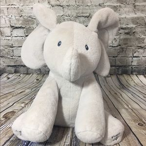 Gund Flappy the Elephant toy for baby